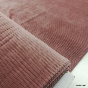 Stretch Cord Nicki Cord rosa