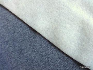 Baumwollfleece , warm und kuschelig, für kühle Tage ideal.