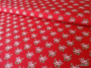 Baumwollstoff in Landhausstil zum patchworken, nähen, quilten.
