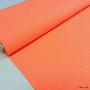 Jersey neonorange, jersey neonorange, sommerjersey orange, beumwolljersey neonorange, rabenbunt,