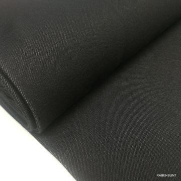 Jeans Jersey schwarz