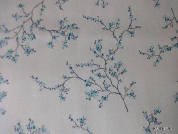Baumwolle Asia Fleur leicht elastisch