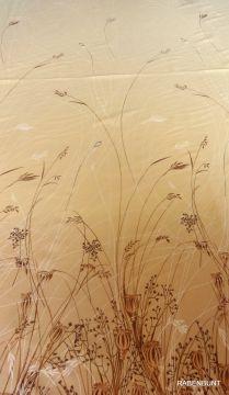 Viskose Webware Floral sand